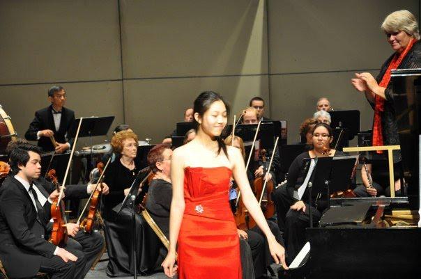 欢迎您出席美国华裔教授专家网汤本之女汤淑云钢琴独奏会(2/19 la)