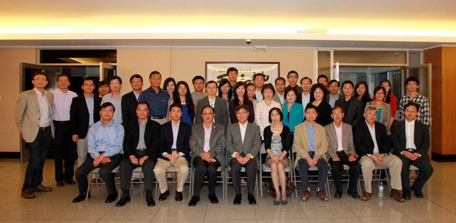 中国驻洛杉矶总领事领馆刘健大使与教育界代表座谈