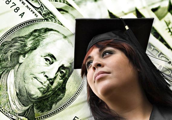 美国上大学最贵的10个州:州政府投入影响大