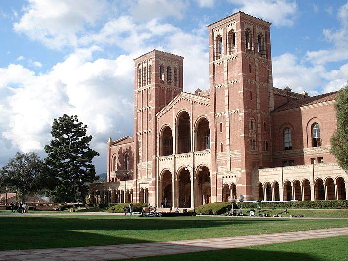 UCLA Mighty Bruins:美国商业金融、高科技产业、电影艺术人才的摇篮