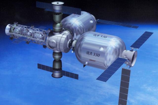 美国将测试充气式空间站