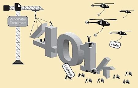 401(K)投资的5个秘诀