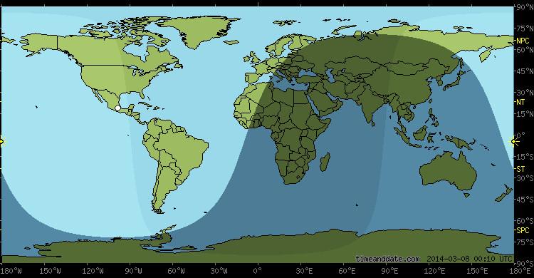 马来西亚失联航班MH370现在哪?