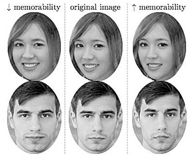 麻省理工学院最完美脸部PS技术:让你的面孔过目难忘