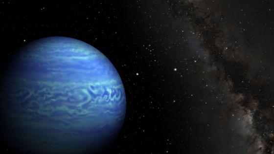 NASA发现迄今最冷褐矮星:温度接近地球北极