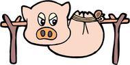 趣杀一头猪 - 闲坐说闲话 猪牛羊马狗之一