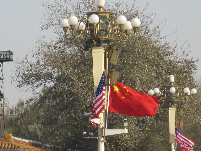 UCLA CCS:Chinese Foreign Policy and China-US Relations(12/9)