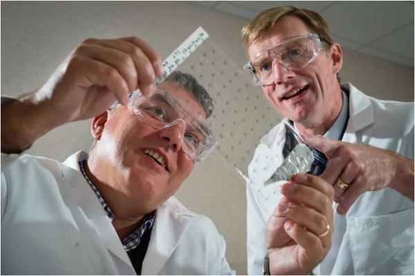 英国高校研发出局部止痛贴 将替代传统止痛药