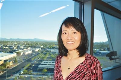 土木及系统工程双博士刘琼湘:把北拉斯维加斯市从经济泥沼中救起