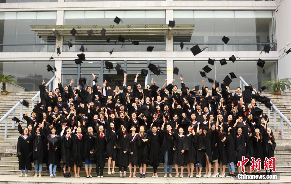 中国高校2824所 数量世界第二  在校生3559万世界第一