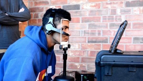 EyeGuide Focus系统:可在10秒中检测是否脑震荡