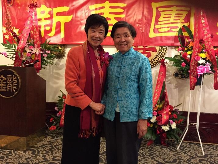 刘健总领事举办传统侨社羊年新春团拜会