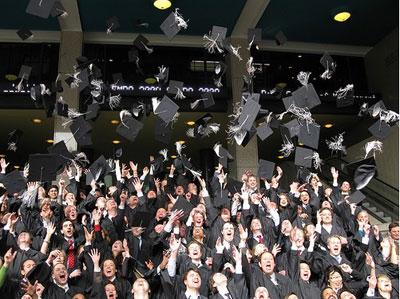 """""""全美最赚钱的10所商学院""""排行榜"""