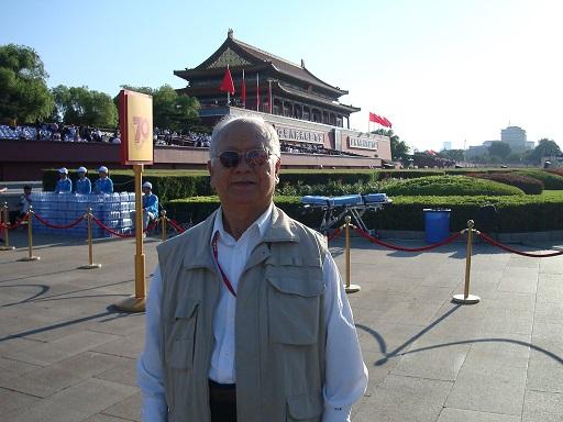 宗��:中国人民抗日战争暨世界反法西斯战争胜利70周年大阅兵现场实感