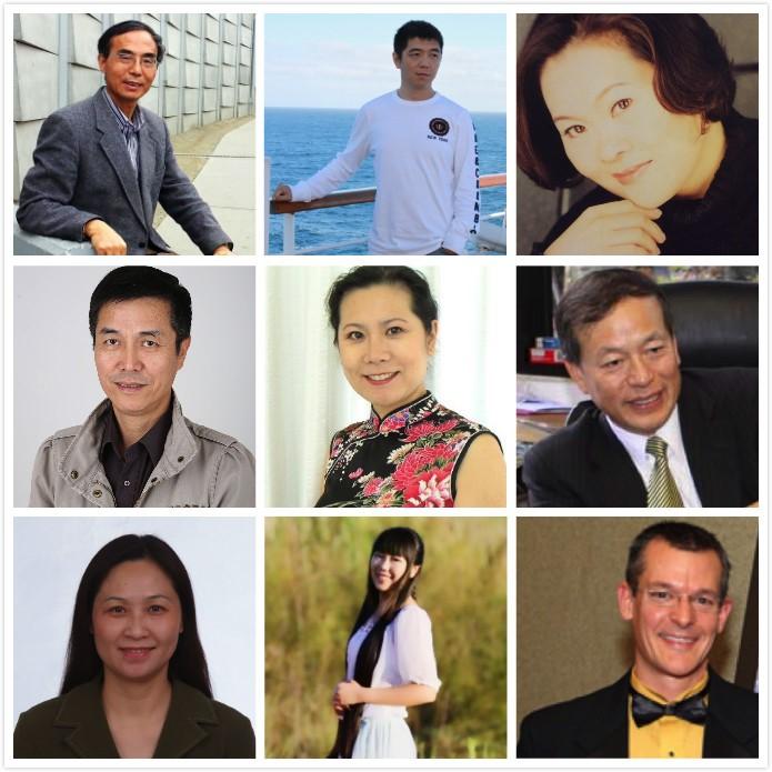 美国中文作家协会9月12日在圣地亚哥正式成立