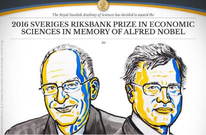 """近距离看诺贝尔经济学奖:八个关键词读懂""""契约理论"""""""
