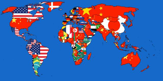地球上224个国家和地区 差别有多大?