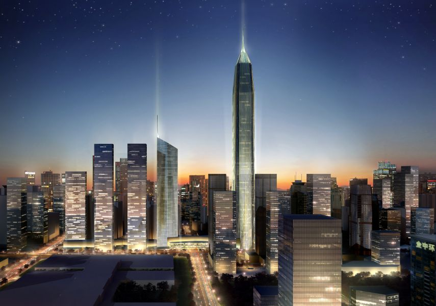 2016世界最高建筑排名