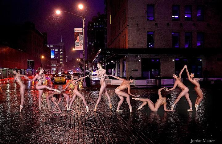 乔丹•马特 新作《午夜舞者》:从纽约到伦敦 - 芭蕾造型的挑战