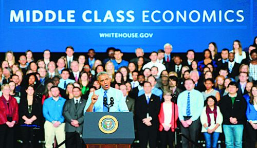 美国中产阶级是怎样投资的?