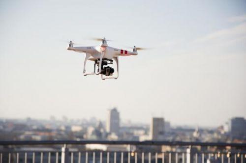 无人机可实现无限飞行