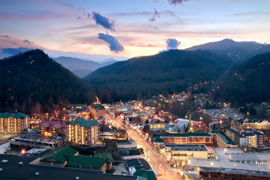 美国最美的十个小镇