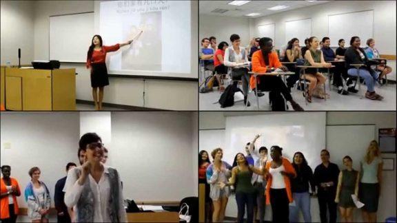 美国学校纷纷设立中文学习课程 ― 专访圣地亚哥州立大学孔子学院