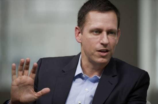 Peter Thiel:我为何把票投给了充满争议的唐纳德・特朗普?