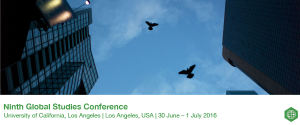 CfP:The 9th Global Studies Conference(6/30-7/1 UCLA)