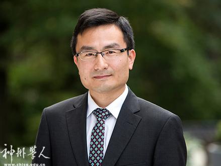 吴耀文博士入选瑞典皇家科学院青年院士