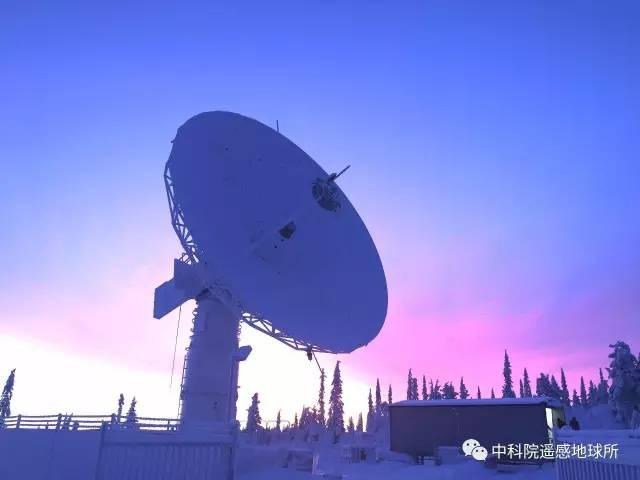 中国第一个海外遥感卫星北极地面接收站 在瑞典通过验收并投入运行