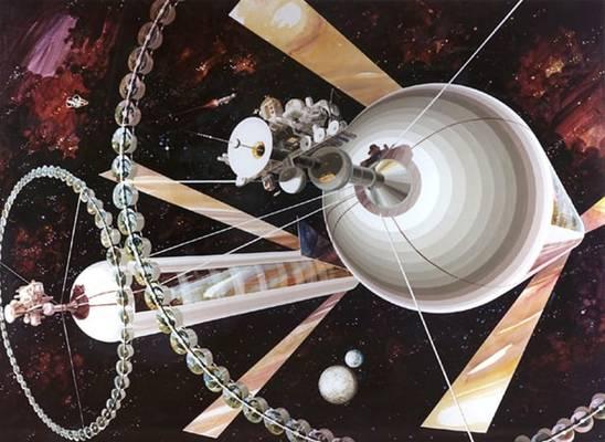 星际采矿 太空探宝 创新技术 层出不穷