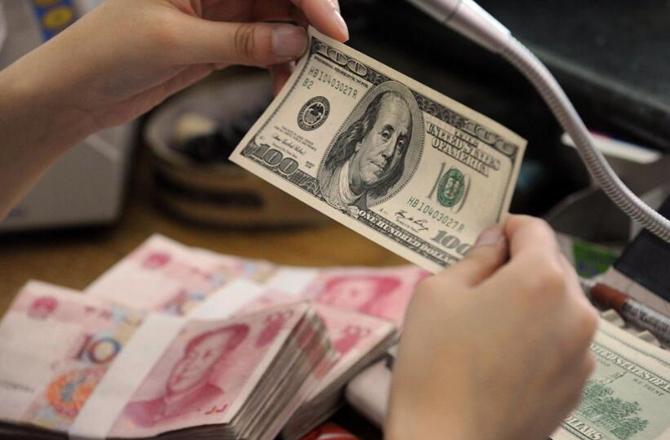 [预见2017] 姚洋:人民币贬值将触底  现在应买进人民币,卖出美元