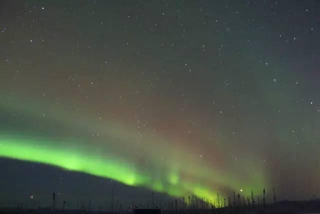 游学:我在北极圈Fairbanks看极光