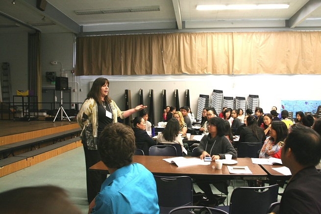 2016年圣地亚哥州立大学孔子课堂春季论坛开坛