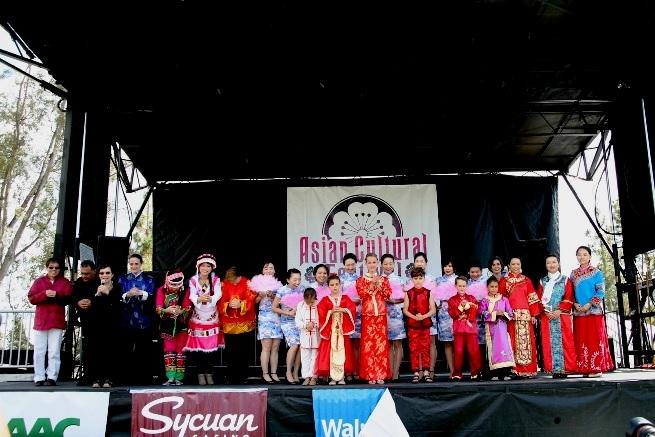 2016五月圣地亚哥亚裔传统文化节系列报道