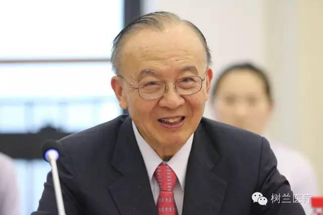 钱煦院士访问浙江大学国际(树兰)医院