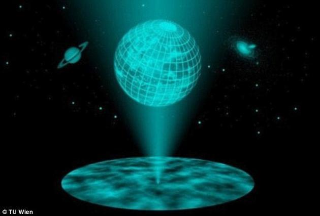 黑洞不一定是三维的或为二维全息图 宇宙全息假说不谋而合
