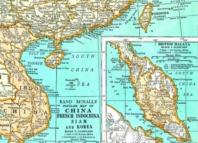 加拿大发现铁证:南海归属中国! & 联合国:南海仲裁庭和我们无关