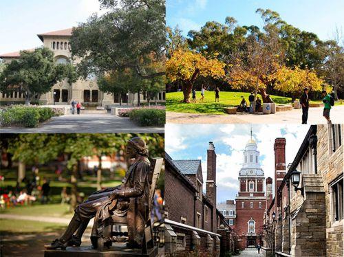 福布斯发布美国最佳大学排名 哈佛不入三甲