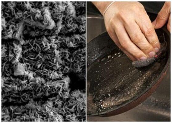 意大利巴马大学研制纳米激光制厨具 可自净和加强传热