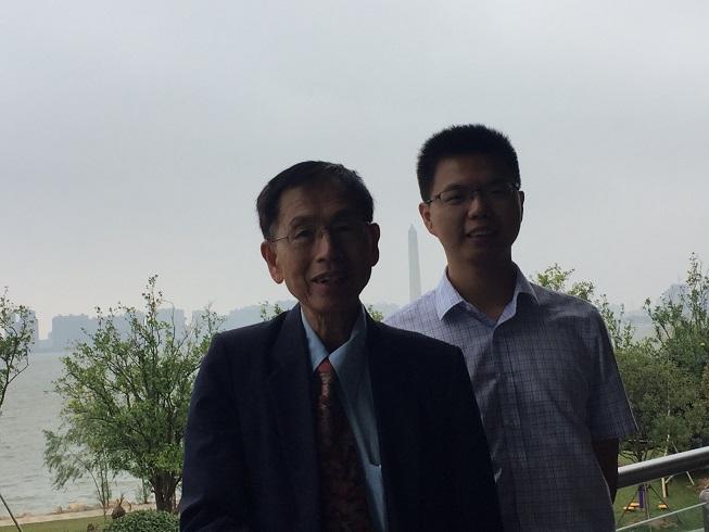 """江西南昌""""侨梦苑""""授牌美国华裔教授专家网联络处"""