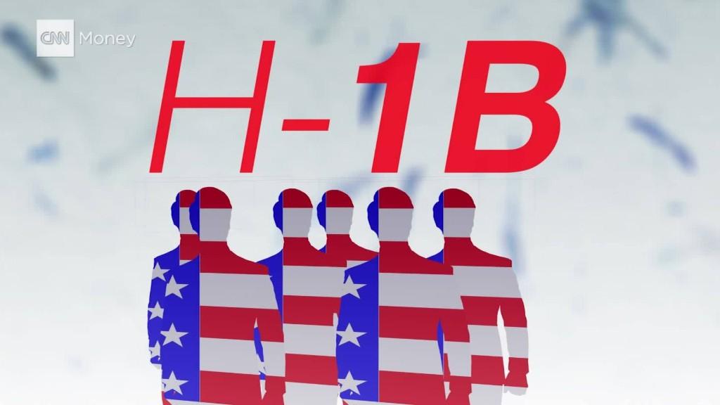 美国公民及移民服务局2017财年H-1B批准率不到六成,创10年最低
