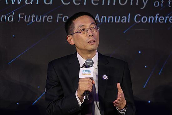 施一公:中国科技和基础研究没有领先世界 是因为我们均值很高方差很小