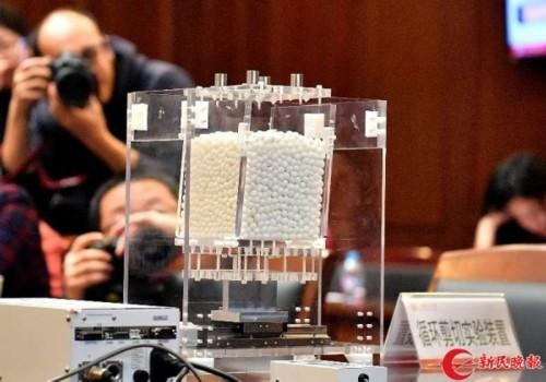 """《自然》发表王宇杰研究: 颗粒物质的行为也体现了""""万物皆流,无物常驻"""""""