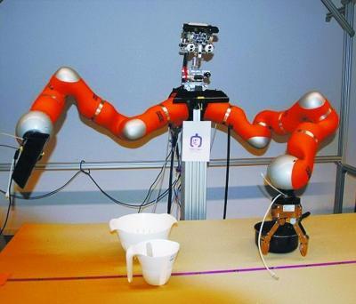 """机器人是怎样""""看见""""物体的"""