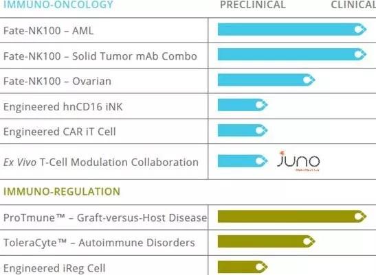 CAR-T突破性研究:基于iPSC的「off the shelf」细胞疗法