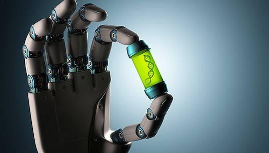 Caltech 钱璐璐教授:DNA机器人 - 巨大的一小步