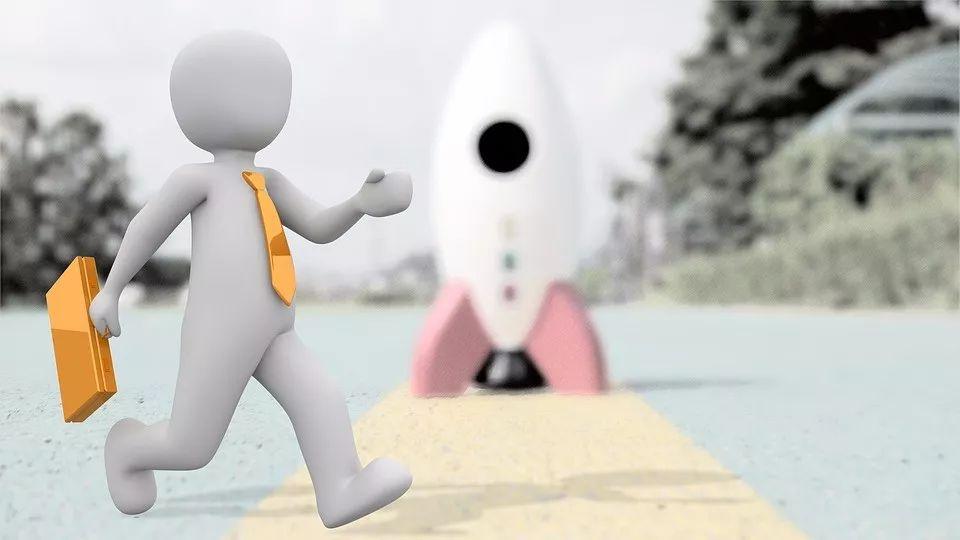 如果火箭上有个位置,你要做的是赶紧跳上去,而不是计较位置好坏