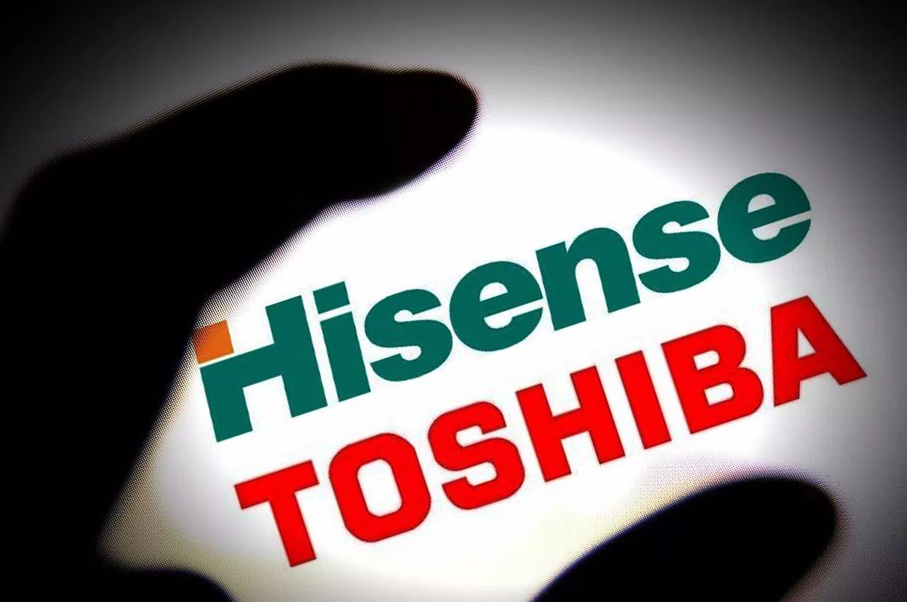 中国海信拿下日本东芝(Toshiba TVS)95%的股权